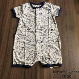 Pijamas para menino
