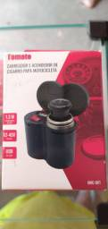 Carregador pra moto 12_45v USB Novo