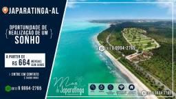 Lançamento em Japaratinga-AL - Mar de Japaratinga