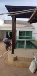 Casa avenida Jacob com piscina