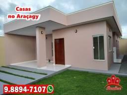 Casas novas no Araçagy