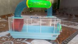 Vendo gaiola de hamsters