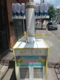 Maquina de sorvete sabor da infância