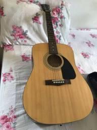 Vendo violão fender acoustics FA-100