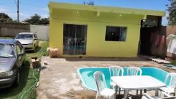 Casa com piscina em Ponta da Fruta