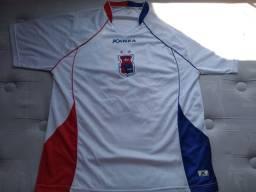 Camisa Oficial Paraná Clube (Autografada Saulo)