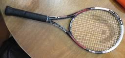 Raquete de Tênis Head e Bolsa de Raquete da Babolat