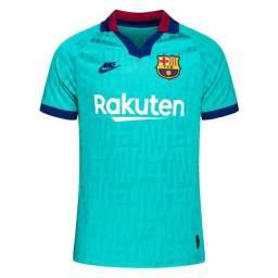 Nova Camisa do Barcelona  20/2021 Top de Linha