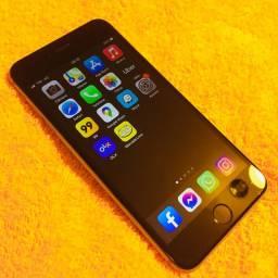 IPhone 6s Plus 128GB - Anatel - 100% Funcional!!! iOS 14.0.1