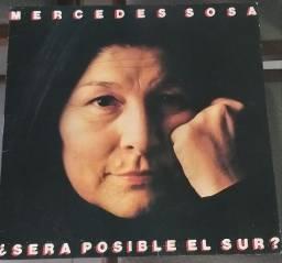 LP Vinil Mercedes Sosa 1985