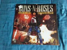 Vinil guns n roses live at the arena london lacrado