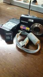 Máquina fotográfica digital .pentax 12mega pixel.