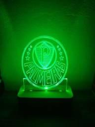 Luminária de LED personalizado