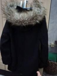 Kispo( casaco) para frio da Zara ganho M