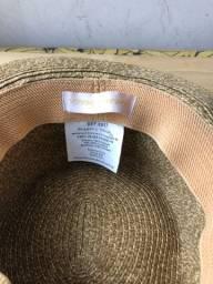 Chapéu praia em fibra natural