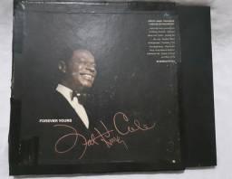 Álbum disco Nat King Cole coleção