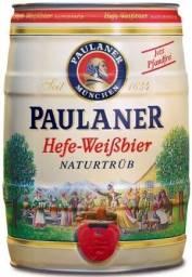 Barril De Cerveja 5L Paulaner