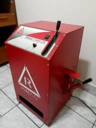 Máquina de Chinelos Rimaq + Estampadora Rimaq + Formas