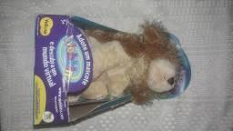 Urso de pelúcia Webkinz.