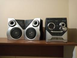 Micro System Philips FW M35