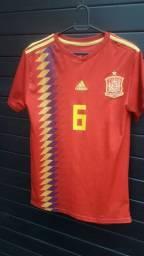 Camisa Espanha.