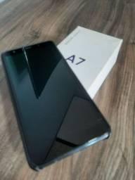 Samsung A7 64 GB estado de novo lindo