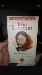 Livro john lennon diversos titulos - beatles