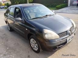 Clio Sedan 2005 completo . Favor ler o anúncio !
