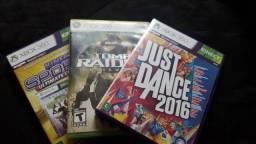 Troco jogos Xbox 360