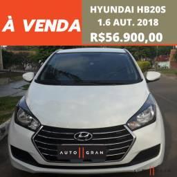 Hyundai HB20S Comfort Plus 1.6 AT