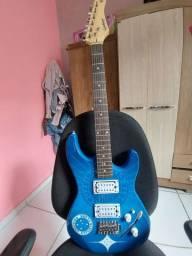 Guitarra Waldman Gtu- Nova na caixa