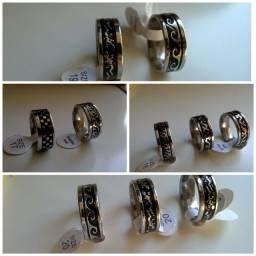 Anéis novos