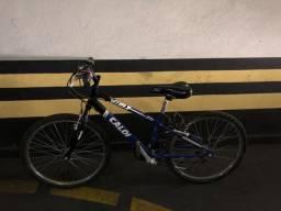 Bicicleta Caloi Aro 24 7 Marchas