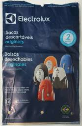 Sacos Descartáveis para Aspirador Electrolux Originais