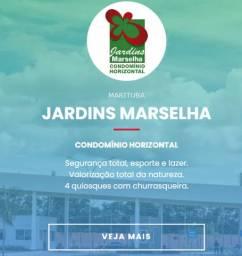 Casas Financiadas - Condomínio Fechado - Jardins Marselha - Alto Padrão