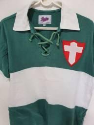 Camisa do Palmeiras liga retrô