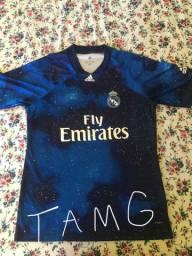 Camisa comemorativa Real Madrid