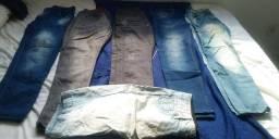 Calças masculina