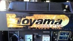 Gerador  Diesel Toyama semi novo