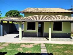 Vendo Excelente Casa NOVA em Saquarema com terreno total de 280m2