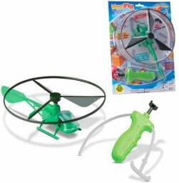 Brinquedo Helicoptero Max Fly c/ Lançador (Entrega Imediata)