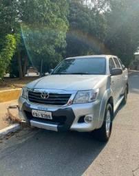 Hilux Toyota 2.7 flex