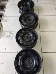 Rodas de ferro aro 15