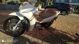 Biz 125/2019 FLEX Branco Perolisado