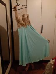 Vendo vestido de festa longo