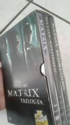 Raridade: Trilogia Original e Completa de Matrix