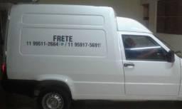 Gilberto transporte em fiorino P/todo o brasil (zap 11- *