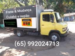 Frete fretes frete frete frete frete mudança transporte em geral Cuiabá e