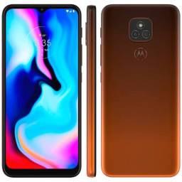 Motorola E7 Plus 4gb 64gb Azul ou Bronze