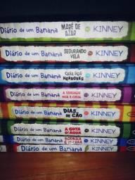 Coleção Diário de um Banana 1~8